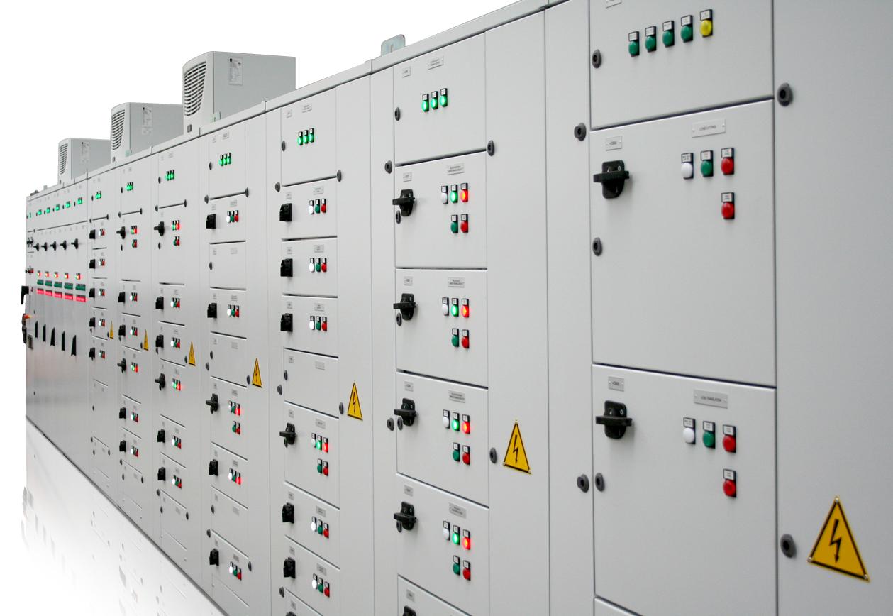 Quadri Elettrici Tipo Motor Control Center Mcc Gardis Sa