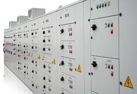 Motor Control Center Mcc Type Electric Cabinets With